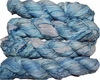 100g Sari SILK Ribbon Art Yarn Blue Sky