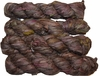 100g Sari SILK Ribbon Art Yarn Brown Shade