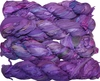 100g Sari SILK Ribbon Art Yarn Fucsia