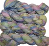 100g Sari SILK Ribbon Art Yarn Light Pastel