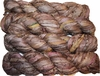 100g Sari SILK Ribbon Art Yarn Peanut