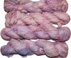 100g Sari SILK Ribbon Art Yarn Pink Rose