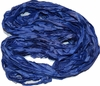 100g Sari SILK Ribbon Art Yarn Royal Blue