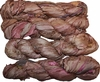 100g Sari SILK Ribbon Art Yarn Sand