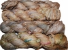 100g Sari SILK Ribbon Art Yarn Wheat Grass