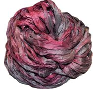100g Sari SILK Ribbon Art Yarn Whimsical