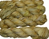 100g Sari SILK Ribbon Art Yarn Yellow