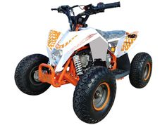 Maxon EGL 110, Kids ATV. Exceptional Quaility Frame and Suspension. Remote Kill Switch, Upgraded Shocks