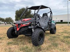 Brand new Trailmaster Cheetah Off Road UTV with upgraded rear suspension
