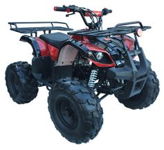 Jet Moto XR-19A ATV.  Taller Oversize Tires & Wheels - Fully AutomaticTransmission   -