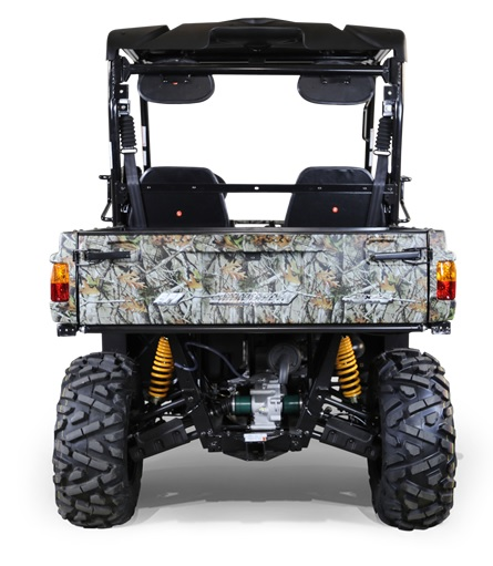 Outfitter 550 Side-by-Side UTV - Fast Free Shipping