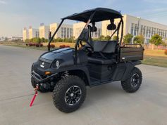 Trailmaster Taurus 450-U  Two Seat 4X4 with dump Bed- Fuel Injected- Liquid Cooled, Rear Receiver , Light package included Blinkers. Head Lights, brake lights and horn-