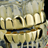 10K Solid Gold Best Grillz Set