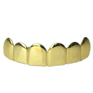 10K Solid Gold Top Teeth Grillz
