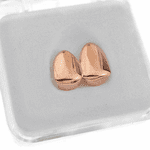 Rose Gold Double Caps - Right Hand