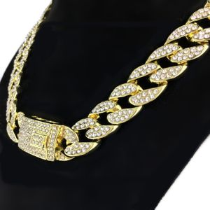 "24"" Gold Chain w/ Magnetic Clasp"