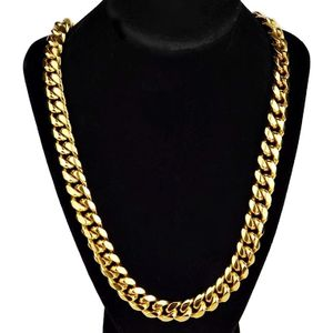 "24k Gold Plated 24"" St. Steel Chain"