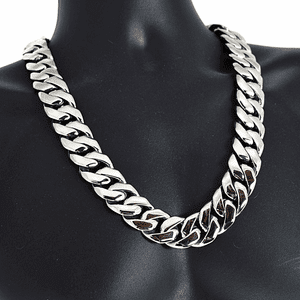 25MM Stainless Steel Silver Chain