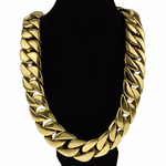 30MM Stainless Steel Gold Chain