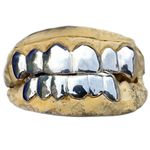 Real Solid 925 Sterling Silver Custom Grillz
