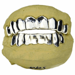 925 Sterling Silver Custom Grillz