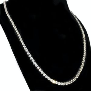 "925 Silver Tennis Chain 3MM 16""-22"""