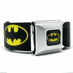 Batman Seatbelt Belt Buckle-Down