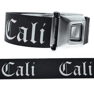 Cali Old English Buckle-Down Belt