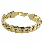 8 Inch Miami Cuban Bracelet 12mm