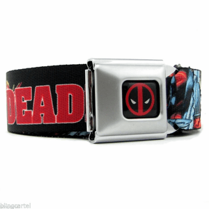 Deadpool Wade Wilson Belt