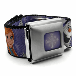 Frozen Snow Queen Elsa Belt