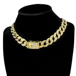 "16"" Gold Choker w/ Magnetic Clasp"