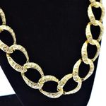 "Gold Hip Hop Cuban Chain 30"" x 20MM"