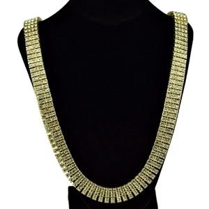 Four Row Gold Pharaoh Chain