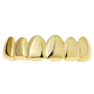 Gold Top Deeper-Cut Grillz