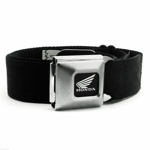 Honda Cycle Wing Seatbelt Belt