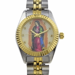 La Virgen Two Tone Ladies Watch
