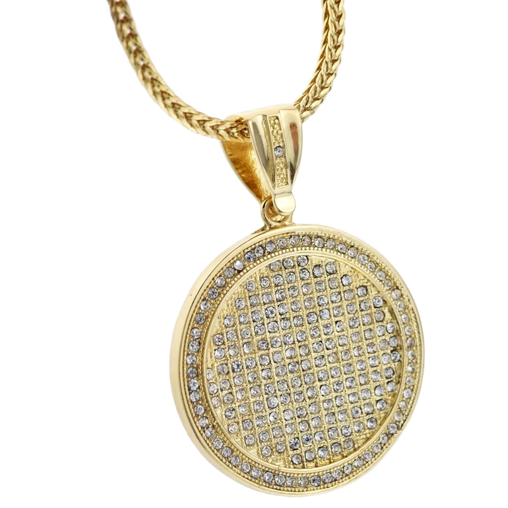 at hammered chain jewelry silver b medallion long gold and antique necklace shelley multi home medallionnecklace