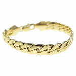 8 Inch Miami Cuban Bracelet 10 mm