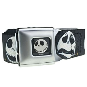 Nightmare Before Xmas Black Belt