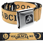 Ouija Board Seatbelt Belt