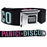 Panic At The Disco Color Belt