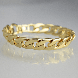 Cuban Link 14mm Alloy Bracelet