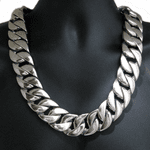 30MM Stainless Steel Silver Chain