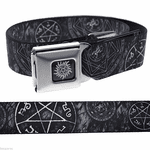 Supernatural Pentagram Belt
