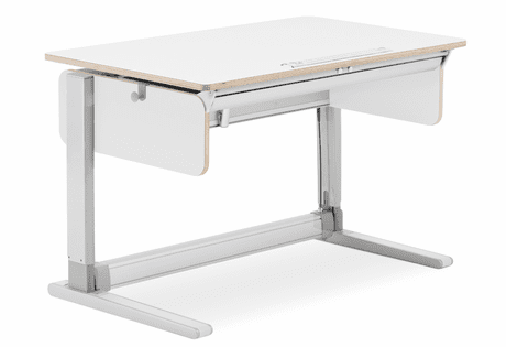 Moll T5 Adjustable Sit/Stand Desk - For Adults or Kids - Click to enlarge