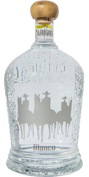 3 Amigos Blanco Tequila 1.75L (case of 6)