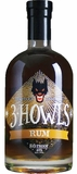 3 Howls Gold Label Rum 750ML (case of 6)