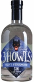 3 Howls Navy Strength Gin 750ML (case of 6)