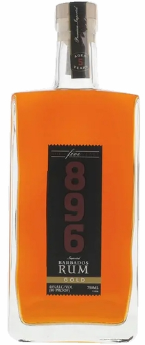 896 5YR Rum 750ML (case of 12)